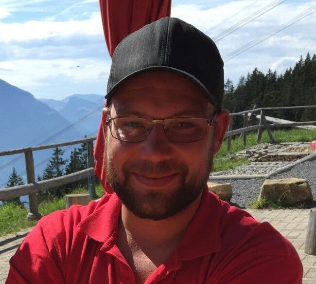 Porträt Ramon Steffen